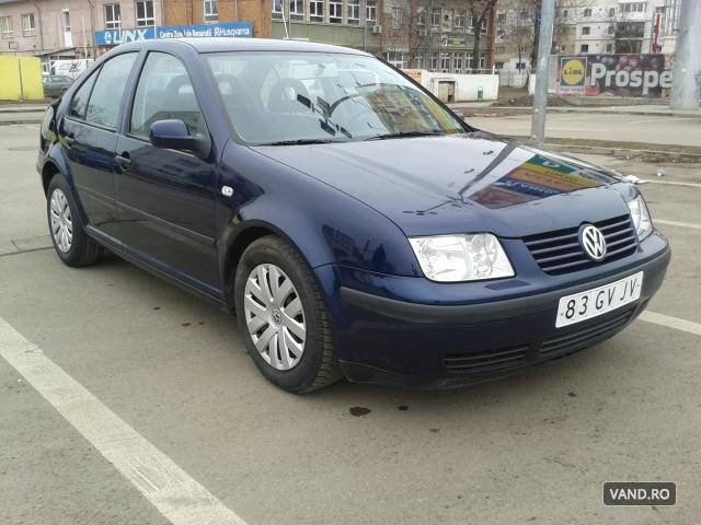 Vand Volkswagen Bora 2001 Benzina