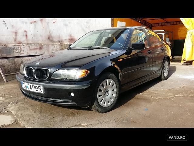 Vand BMW 318 2003 Diesel
