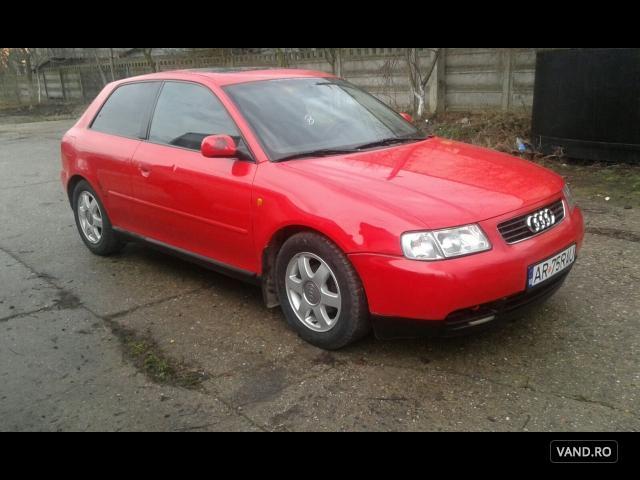 Vand Audi A3 1999 GPL