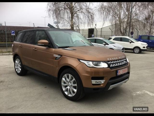 Vand Land Rover Range Rover 2016
