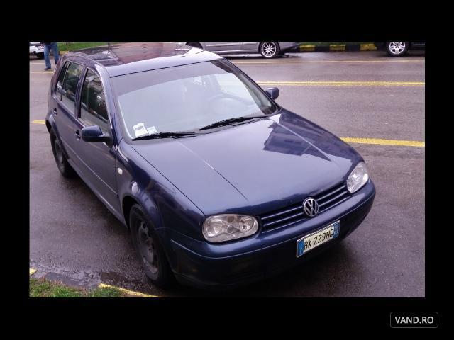 Vand Volkswagen Golf 2000 Diesel