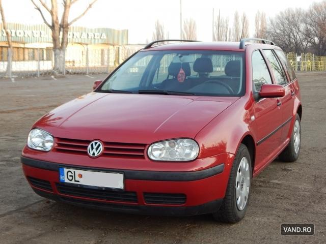 Vand Volkswagen Golf 2004 Diesel