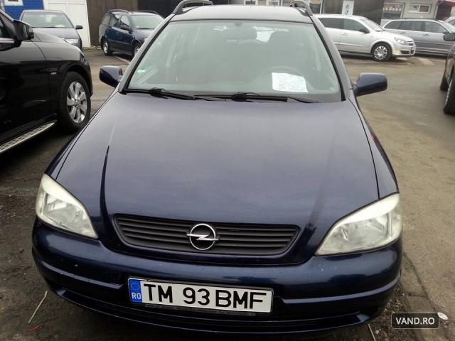 Vand Opel Astra 2002 Benzina