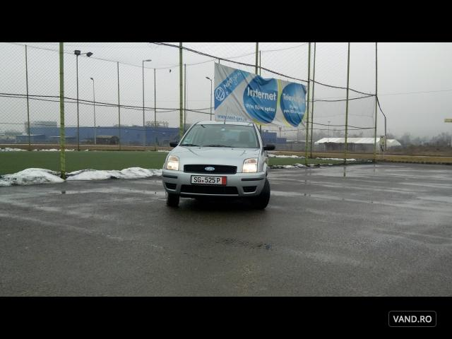 Vand Ford Fusion 2006 Diesel