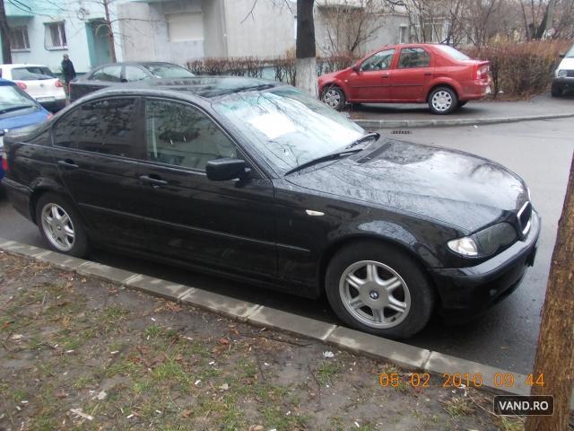 Vand BMW 318 2004 Diesel