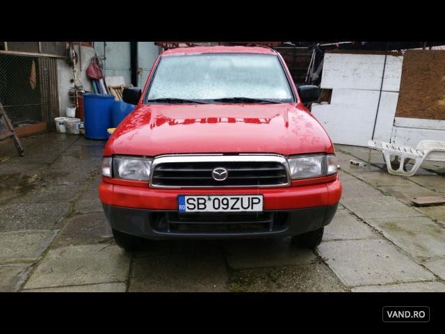 Vand Mazda B2500 2001 Diesel