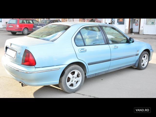 Vand Rover 45 2002 Diesel