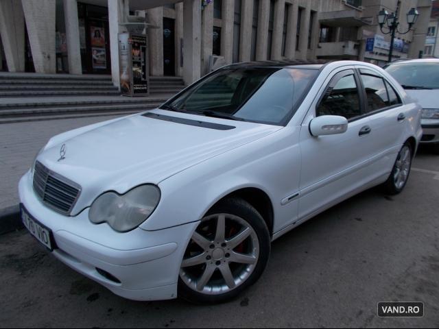 Vand Mercedes-Benz C 220 2001 Diesel