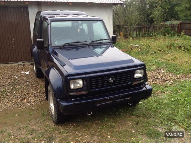 Vand Daihatsu Rocky 1998 Diesel