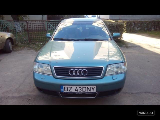Vand Audi  2000 GPL