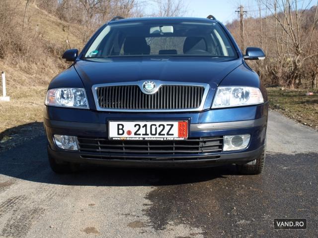 Vand Škoda Octavia 2006 Diesel
