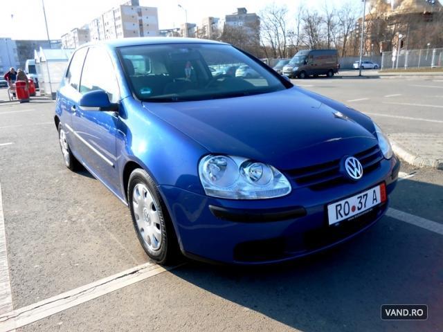 Vand Volkswagen Golf 2005 Benzina