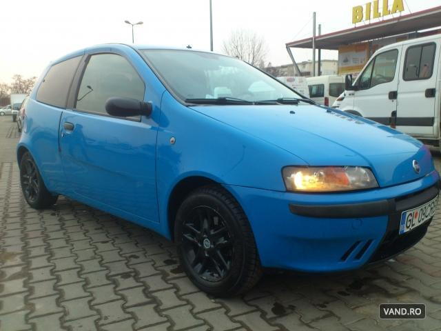 Vand Fiat Punto 2000 Benzina