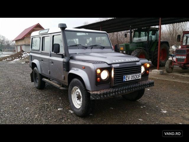 Vand Land Rover Defender 2013 Diesel