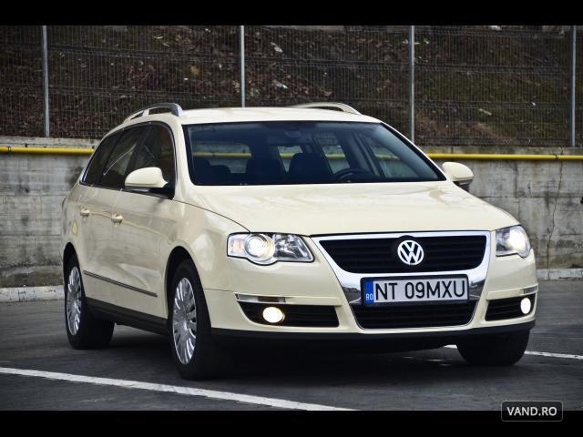 Vand Volkswagen Passat 2010 Diesel