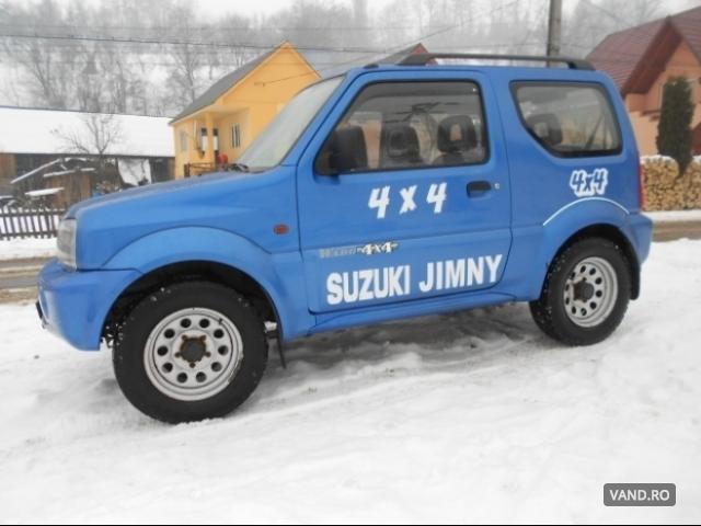 Vand Suzuki Jimmy 2000 Benzina
