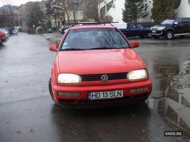 Vand Volkswagen Golf 1997 GPL