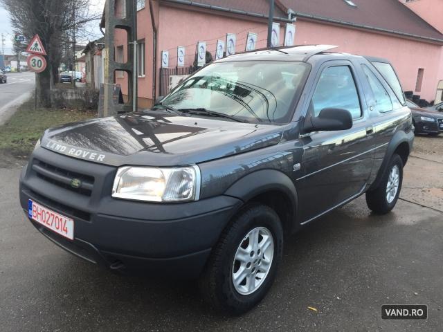 Vand Land Rover Freelander 2002 Benzina