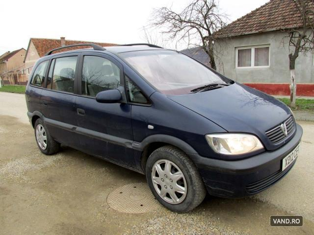 Vand Opel Zafira 2001 Benzina