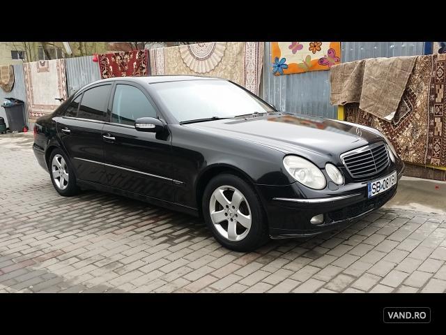 Vand Mercedes-Benz E 280 2005 Diesel