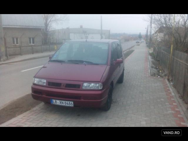Vand Fiat Ulysses 1999 Benzina
