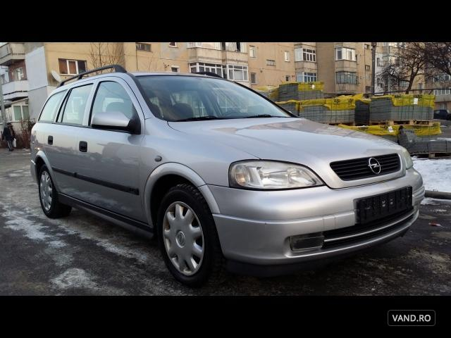Vand Opel Astra 2001