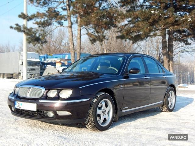 Vand Rover 75 2001 Diesel