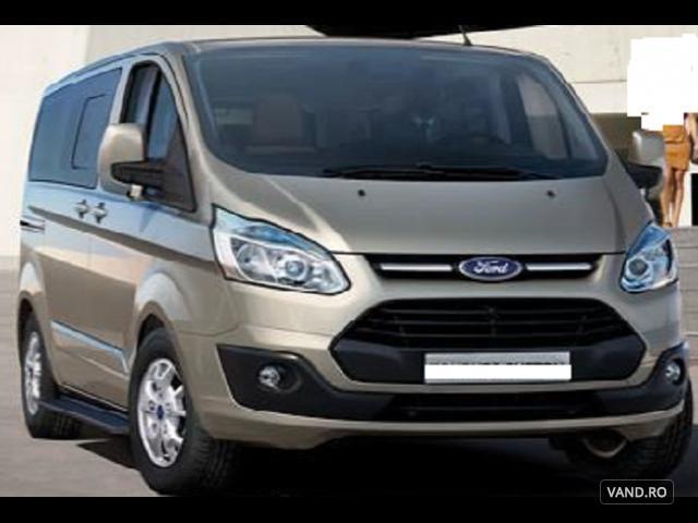 Vand Ford  2014 Diesel