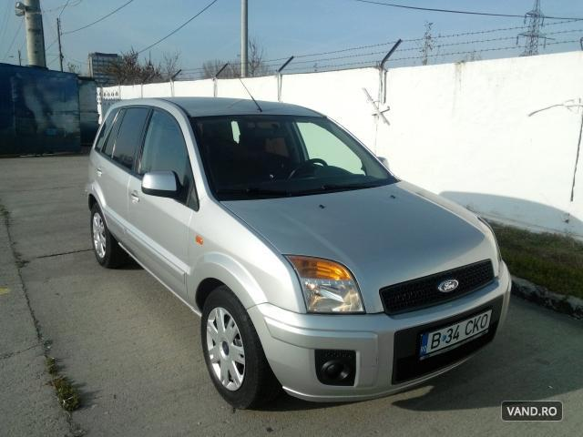 Vand Ford Fusion 2011 Diesel
