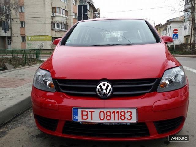 Vand Volkswagen Golf Plus 2005 Electric