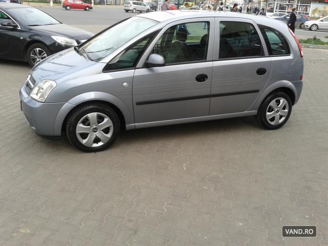 Vand Opel Meriva 2005 GPL