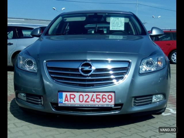 Vand Opel Insignia 2011 Diesel