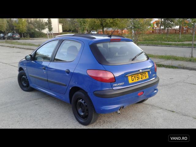 Vand Peugeot 206 2002 Diesel