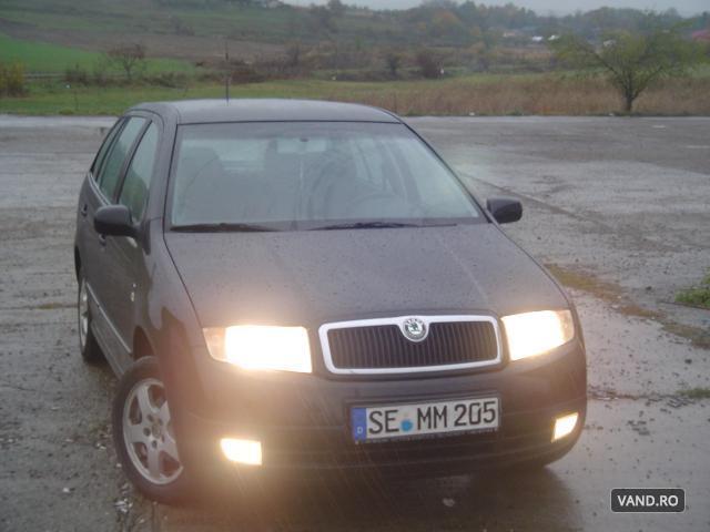 Vand Škoda Fabia 2001 Benzina