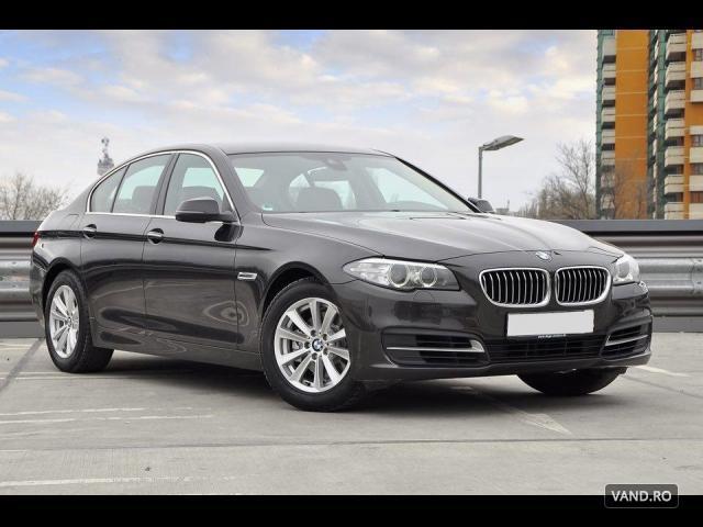 Vand BMW 520 2014 Diesel