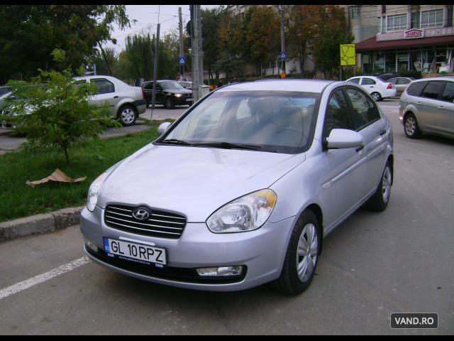 Vand Hyundai Accent 2007 Diesel