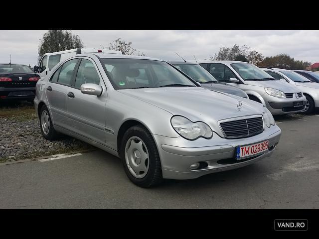 Vand Mercedes-Benz C 180 2002 Benzina