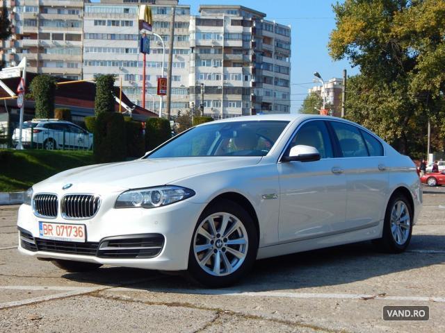 Vand BMW 520 2015 Diesel