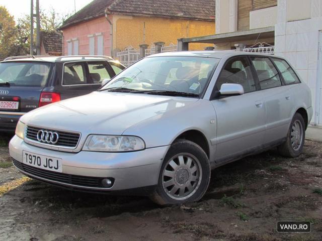 Vand Audi A4 1999 Benzina