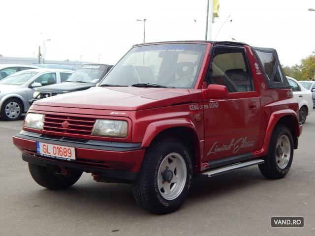 Vand Suzuki Vitara 1993 Benzina