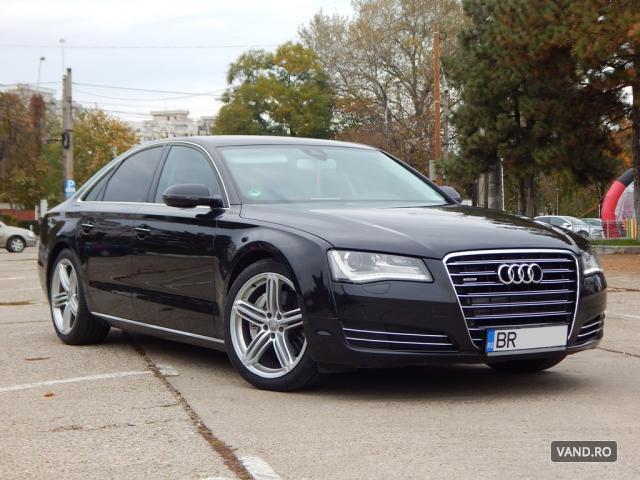 Vand Audi A8 2010 Diesel
