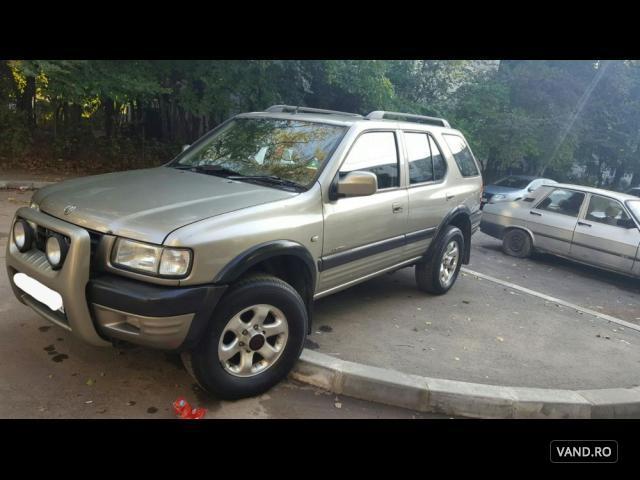 Vand Opel Frontera 2002 GPL