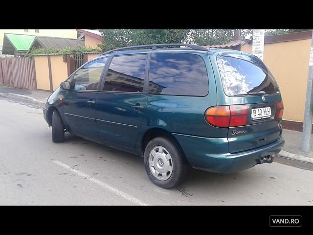 Vand Volkswagen Sharan 1999 Diesel