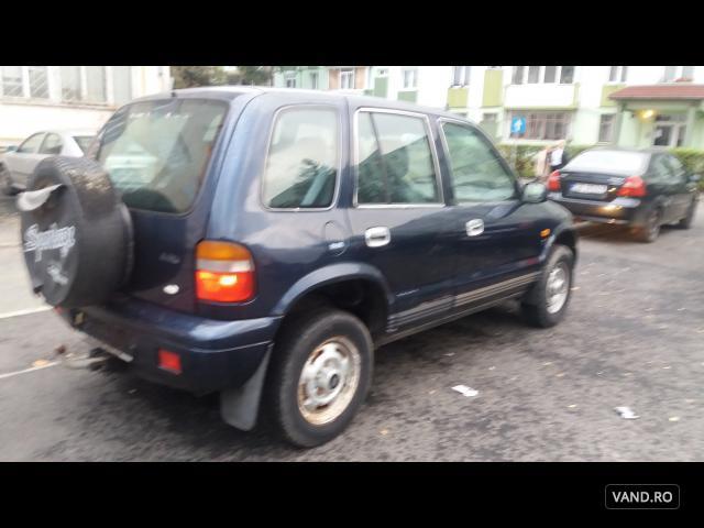 Vand KIA Sportage 1998 Diesel