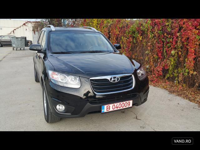 Vand Hyundai Santa Fe 2012 Diesel