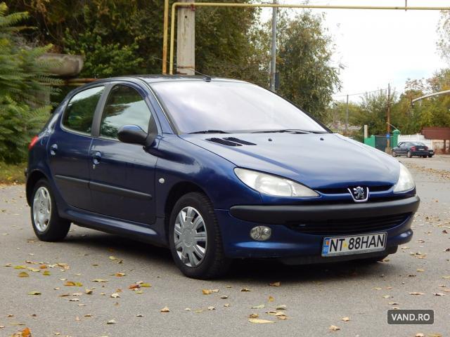 Vand Peugeot 206 2002 Benzina