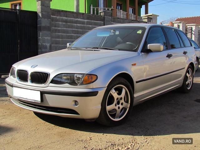 Vand BMW 320 2003