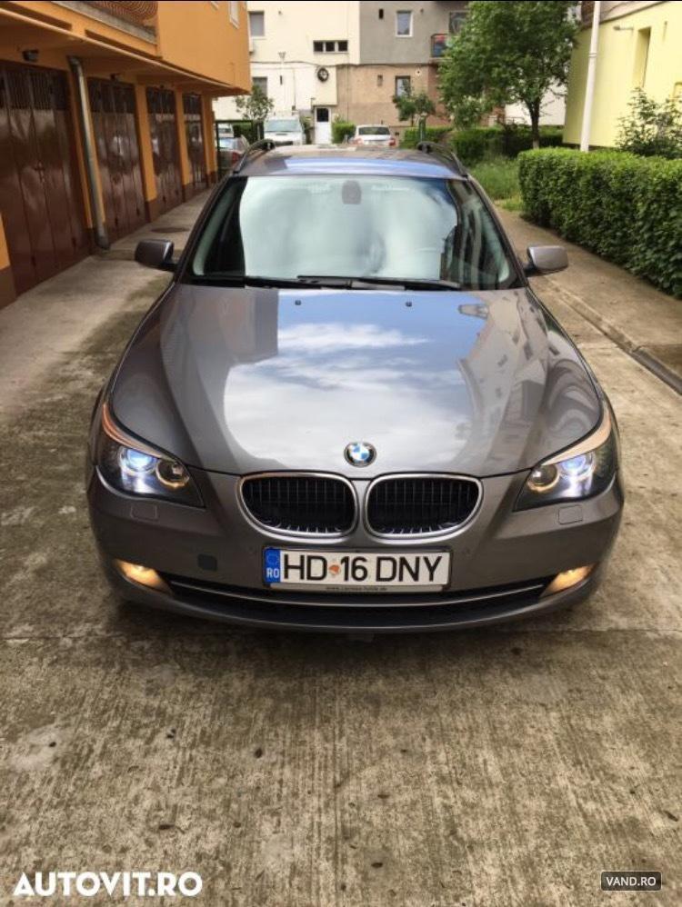 Vand BMW 520