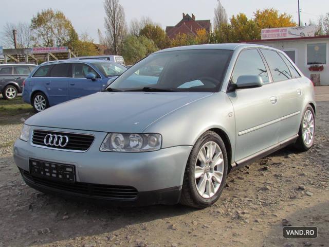 Vand Audi A3 2002 Benzina