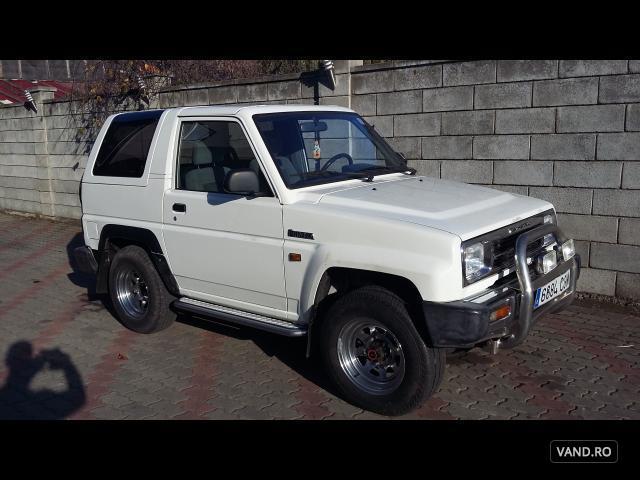 Vand Daihatsu Feroza 1994 Benzina